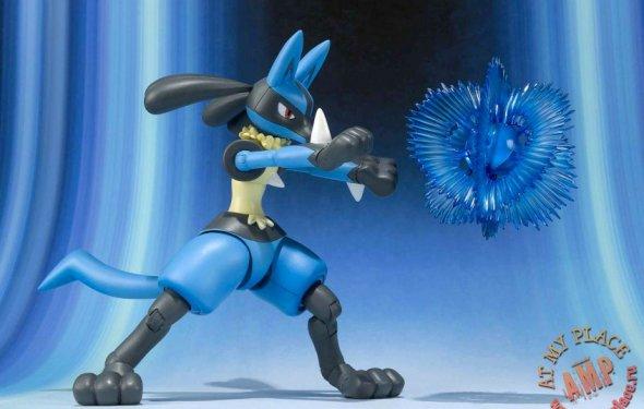 Фигурка Лукарио - Pokemon