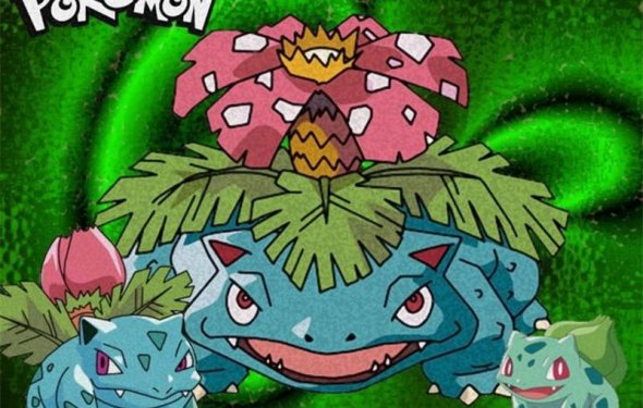 травяные покемоны где искать