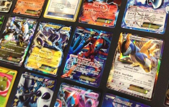Набор коллекционных карточек
