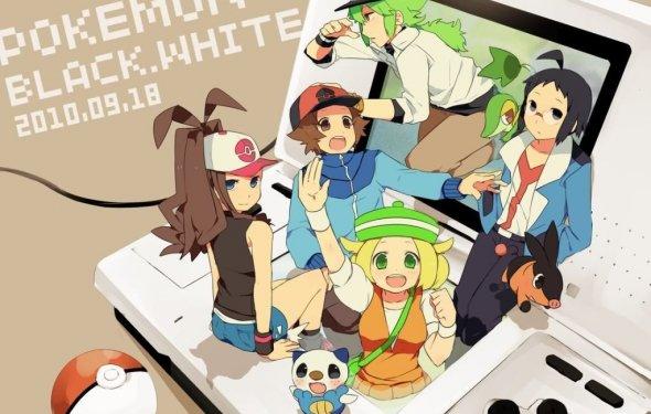 скачать сейчас pokemon black