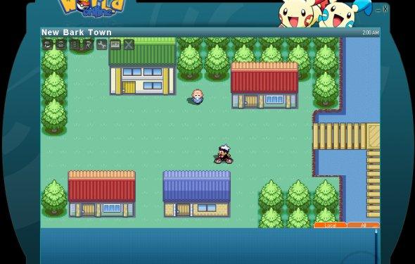 Pokemon Online Games No